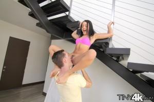 Tiny4k Holly Hendrix in Slutty Babysitter 7