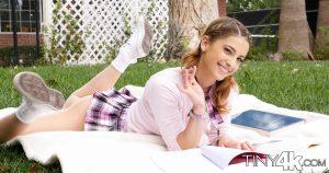 Tiny 4k Kristen Scott in Back To School 5