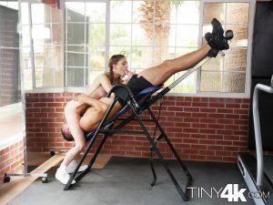 Tiny 4k Kristen Scott in Back To School 14