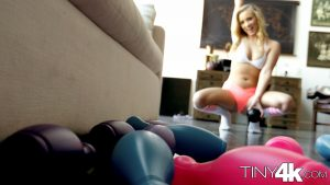 Bailey Brooke in Pins and Balls 1